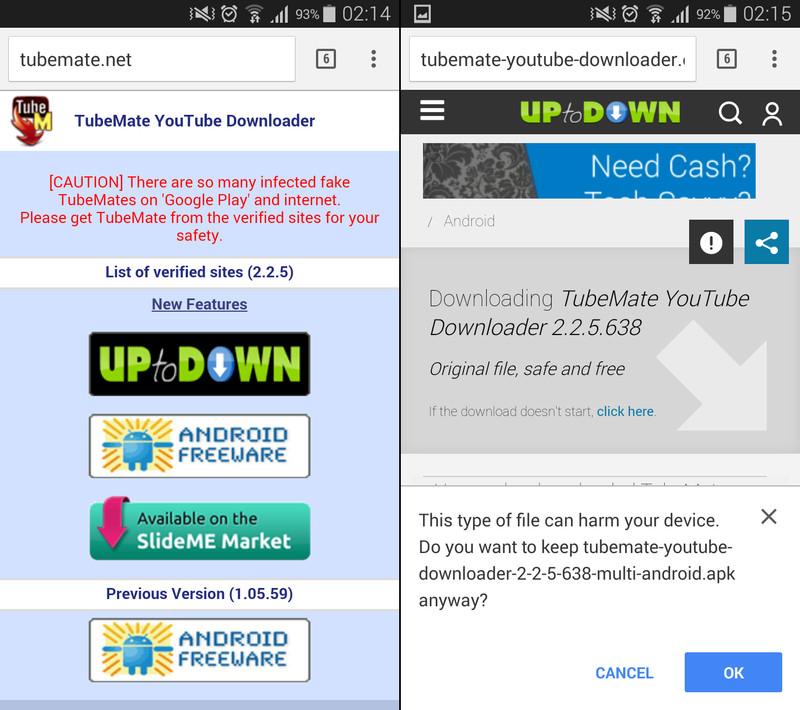 Download TubeMate YouTube Downloader 30141041