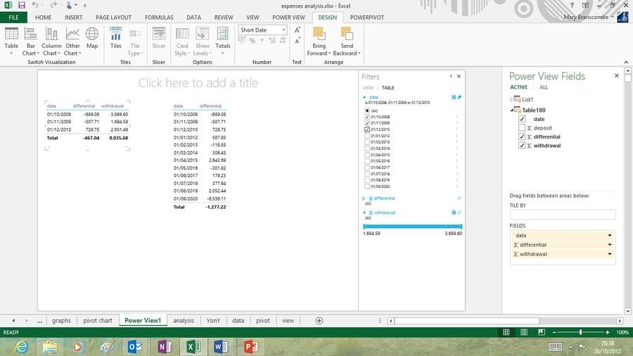 В Excel 2013 появилось