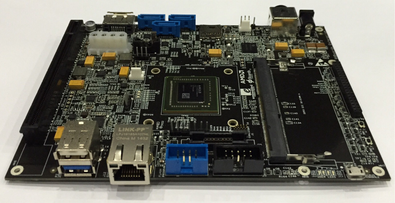 AMD 96Boards